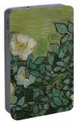 Wild Roses Saint-remy-de-provence, May-june 1889 Vincent Van Gogh 1853 - 1890 Portable Battery Charger