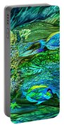 Wild Sargasso Sea Portable Battery Charger
