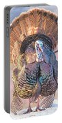 Wild Tom Turkey Portable Battery Charger