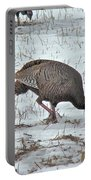 Wild Turkey - Meleagris Gallopavo Portable Battery Charger