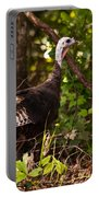 Wild Turkey In Tennessee Portable Battery Charger