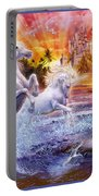 Wild Unicorns Portable Battery Charger
