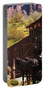 Wild West Portable Battery Charger