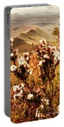 Wild West Mountain View Portable Battery Charger