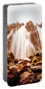 Wild West Water Fall Portable Battery Charger