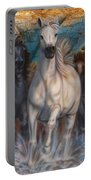 Wild, Wild Horses Portable Battery Charger