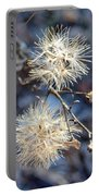 Wildflower Portable Battery Charger