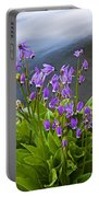 Wildflower Cascade Portable Battery Charger