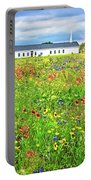 Wildflower Chapel Portable Battery Charger