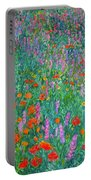 Wildflower Current Portable Battery Charger