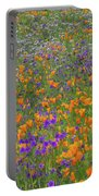 Wildflower Dream Portable Battery Charger