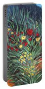 Wildflower Garden 2 Portable Battery Charger