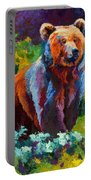 Wildflower Grizz Portable Battery Charger