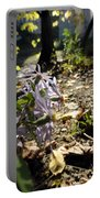 Wildflower Looker Portable Battery Charger