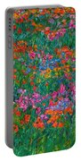 Wildflower Magic Portable Battery Charger