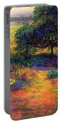 Wildflower Meadows Of Color And Joy Portable Battery Charger