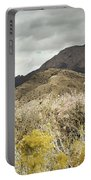 Wildflower Mountain Portable Battery Charger by Andrea Hazel Ihlefeld