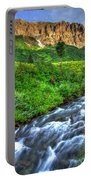 Wildflower River Portable Battery Charger