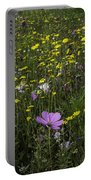 Wildflower Surprise Portable Battery Charger