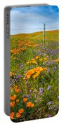 Wildflower Wonders Of The High Desert Portable Battery Charger