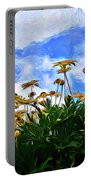 Wildflowers 11318 Portable Battery Charger