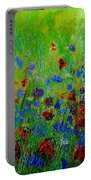 Wildflowers  560121 Portable Battery Charger