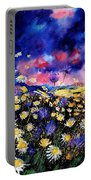 Wildflowers 67 Portable Battery Charger