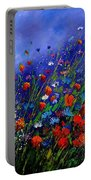 Wildflowers 78 Portable Battery Charger