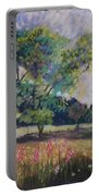 Wildflowers Best Stay Wild Portable Battery Charger