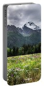 Wildflowers In Palmer Portable Battery Charger
