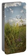 Wildflowers Of Chaco Portable Battery Charger