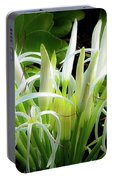 Wildflowers Of Hawaii Portable Battery Charger