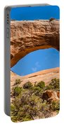 Wildon Arch In Utah Portable Battery Charger