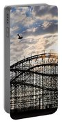 Wildwood Roller Coaster Portable Battery Charger