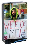 Will Work 4 Weed Portable Battery Charger