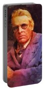 William Butler Yeats, Literary Legend Portable Battery Charger