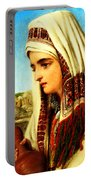 William Gale Arab Woman Portable Battery Charger