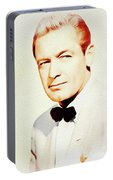 William Holden, Vintage Movie Star Portable Battery Charger