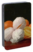 William J. Mccloskey 1859 - 1941 Untitled Wrapped Oranges Portable Battery Charger
