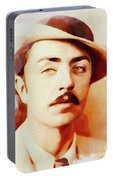 William Powell, Vintage Movie Star Portable Battery Charger
