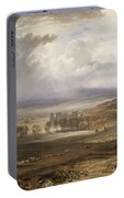 William Turner ,the Burning Portable Battery Charger