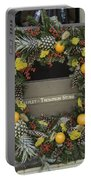 Williamsburg Wreath 18 Portable Battery Charger