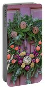 Williamsburg Wreath 92 Portable Battery Charger