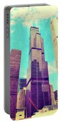 Willis Tower - Chicago Portable Battery Charger