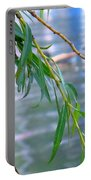 Willow Over The Water Portable Battery Charger