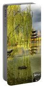Willow Tree In Liiang China II Portable Battery Charger