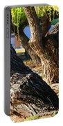 Willow Trees Portable Battery Charger