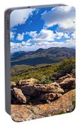 Wilpena Pound And St Mary Peak Portable Battery Charger