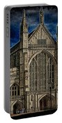 Winchester Cathedral Portable Battery Charger