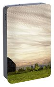 Wind Farm Portable Battery Charger by Matt Molloy